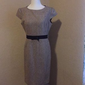 Banana Republic Wool Blend Business Dress